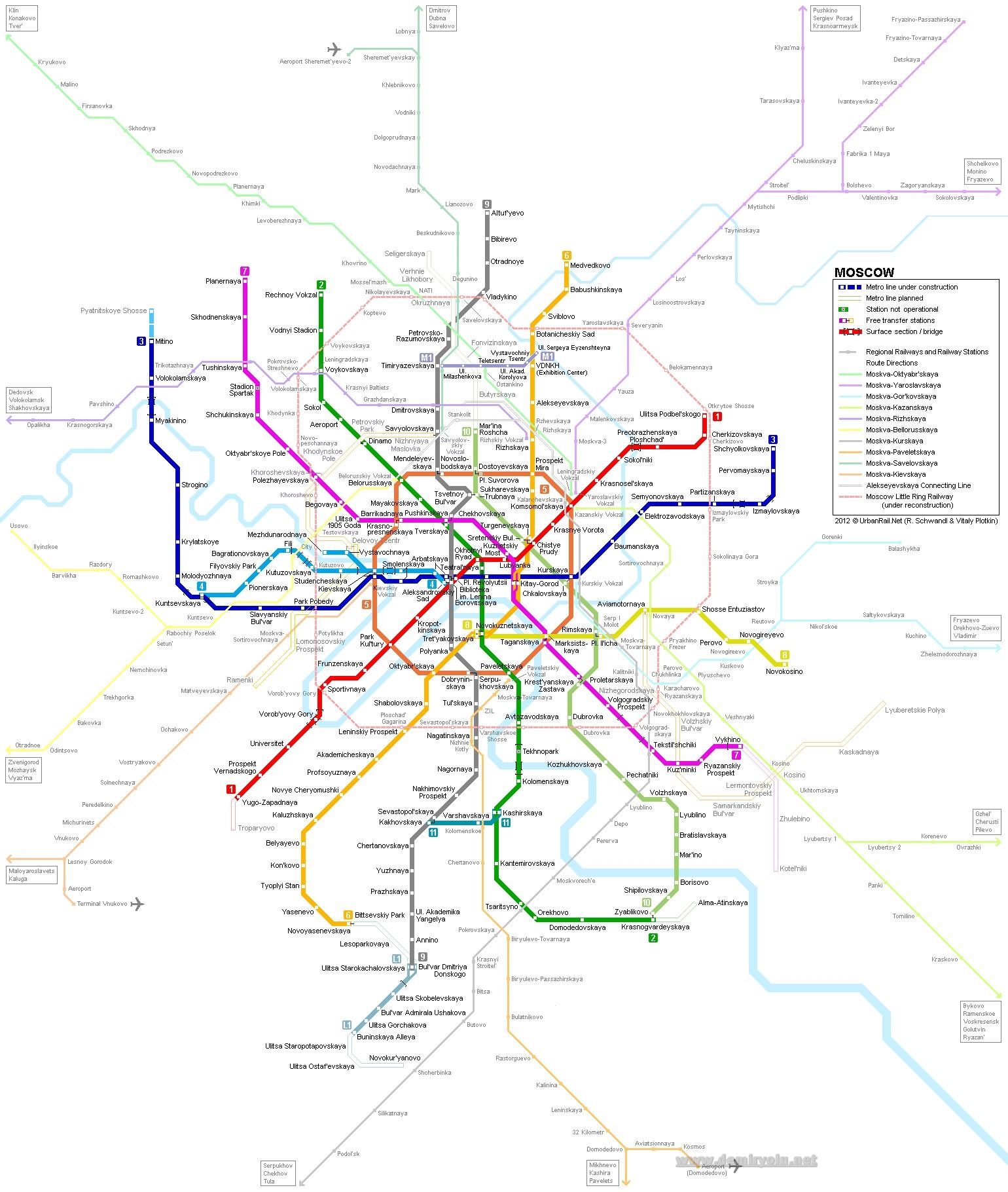 Aramalar moskova metro haritas moskova metrosu harıtası moskova