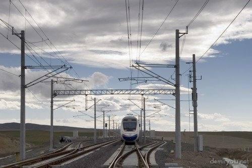 Ankara-Sivas Hızlı Tren Güzergahında Son Durum  Demiryolu ...