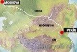 moskova-pekin-harita
